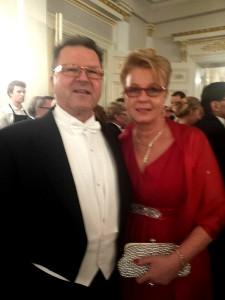 Jouko ja Birgitta Kaihua.