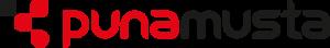 1 V PunaMusta Uusi logo